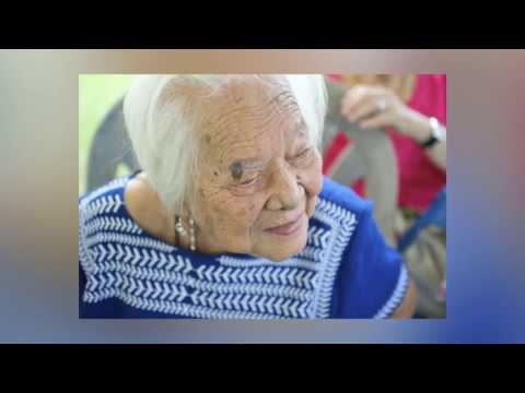 Lola Clara Ruyeras - Garay 100th Birthday Celebration