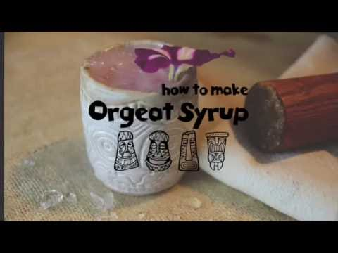 How to Make Orgeat Syrup (SUPER easy, 5-minute Recipe!)