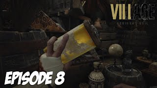 RESIDENT EVIL 8 : Le Flacon | Episode 8 | PS5 4K60