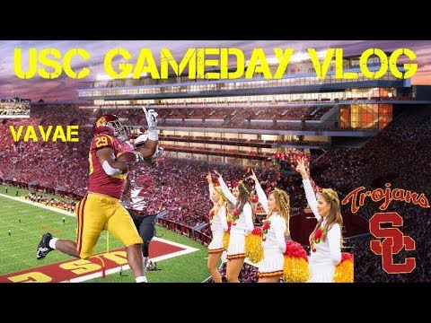 what's-a-college-home-gameday-like-@-usc???-vlogging-!!!