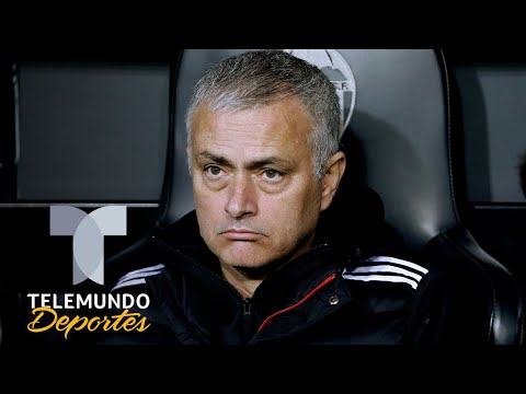 Manchester United no soportó más a Mourinho   Premier League   Telemundo Deportes