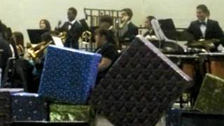 nogales concert band christmas songs