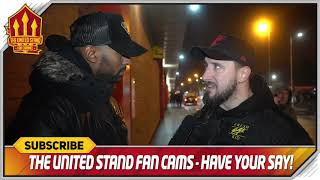 MOURINHO Out of DATE! Liverpool vs Manchester United 3-1 Fancam