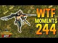 PUBG Daily Funny WTF Moments Highlights Ep 244