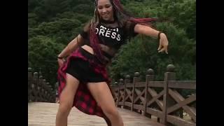 Кыргызская танцовщица Агуша зажигает в Корее