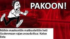 Pako Uudenmaan Ulkopuolelle? - Suomi Uutiset
