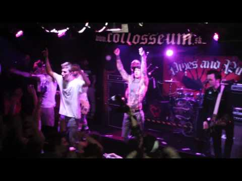 Pipes and Pints - 15.03.2014 - Collosseum Music Pub, Košice, Slovakia (Full Concert)