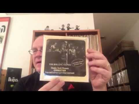"My ROLLING STONES Vinyls (Part 1) - The 7""Singles & EP"