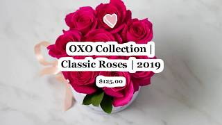 Flor Box OXO | Flower Box | OXO Collection Classic Roses