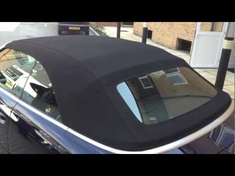 Professional Soft Top Cleaning In Surrey | All That Gleams