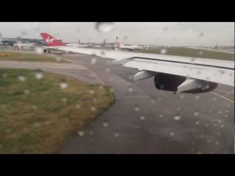 Virgin Atlantic VS900 London Heathrow to Tokyo Narita *Full Flight*