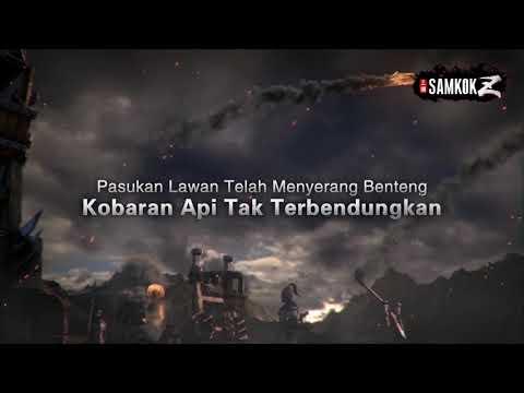 Samkok Z - Team-fight Samkok