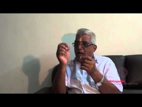 Performing Arts: In conversation with Rajamani (son and disciple of Palakkad Mani Iyer)