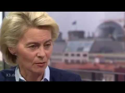 Ursula von der Leyen - Ist jemand bei der Bundeswehr von ihren Kindern?