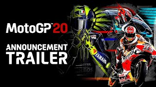 MotoGP™20 - Announcement Trailer