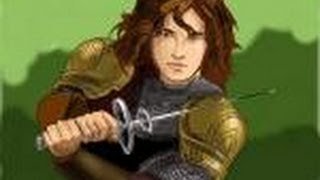 How to draw Prince Caspian from Narnia