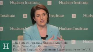 The State of Iraq—and the Republic of Kurdistan?—After ISIS
