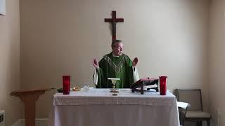 9.22.20 Daily Mass at St. Joseph's