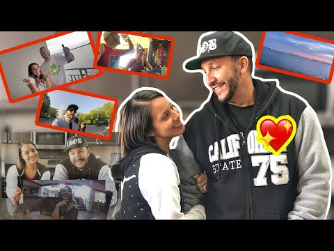 ODM - IT'S OUR WEDDING ANNIVERSARY! *Reacting To Old Videos*