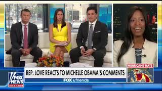 Mia Love Blasts Michelle Obama
