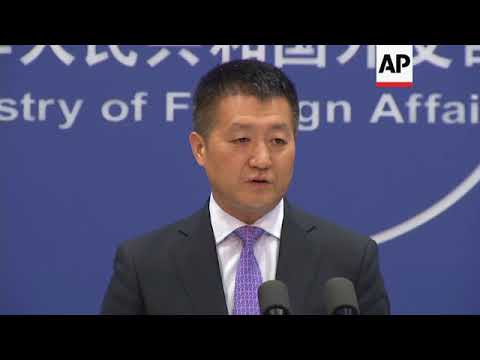 China criticises US for reaction to El Salvador in Taiwan row