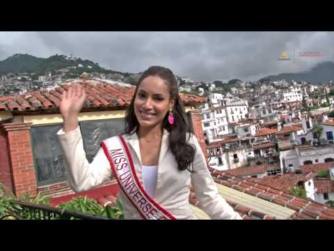 MISS CANADA VISITS TAXCO  SEPTEMBER 2015