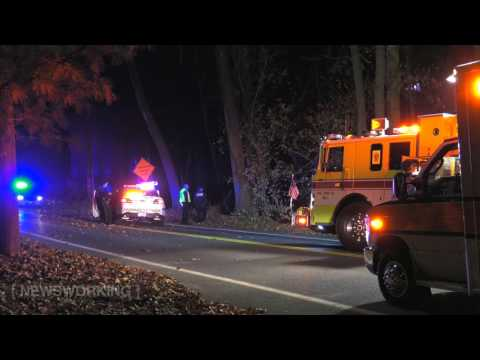 Driver killed in high speed crash in Hanover Twp., Lehigh County, PA