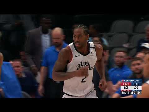 Dallas Mavericks vs Los Angeles Clippers   January 21, 2020