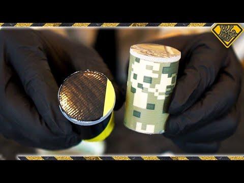Micro Airsoft Grenades
