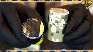 Micro Airsoft Grenades! TKOR Shows You How To Make Alka Seltzer Grenades