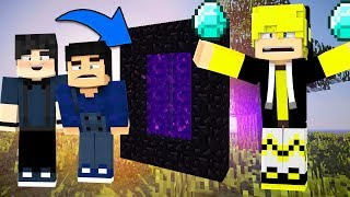 MINECRAFT DREAMERS - PORTAL PRO NETHER #04