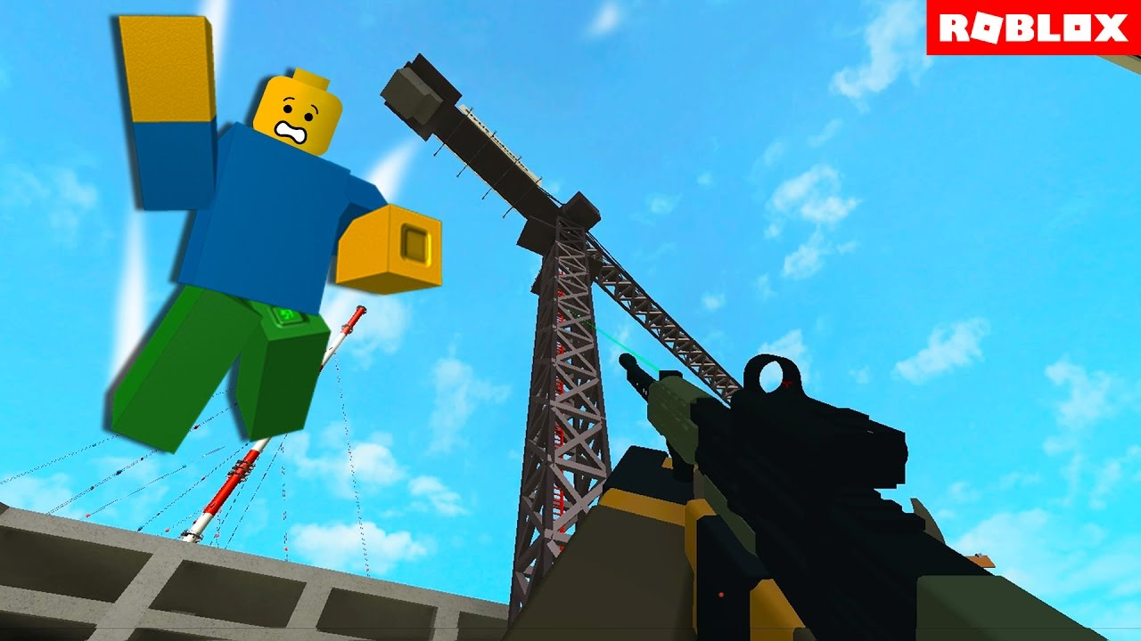 how to make a fps game on roblox