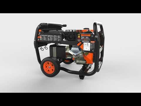 Generador De Luz Navacerrada-S 5500w 230v thumbnail