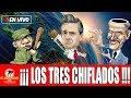 Nuevas Amenazas Vs AMLO: Culpan a Calderón, Peña, y Fox; Morena Apalea En Puebla