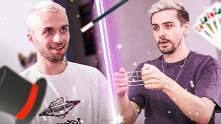 qui est le meilleur magicien?