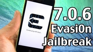 NEW Updated Guide On How To Jailbreak iOS 7.0.6 ALL Devices Fully Untethered! iPhone 5S, 5C, 5, 4S, 4, iPad Air, Mini, Mini 2, 4, 3, 2 & iPod 5G Compatible ...