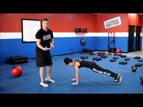 The Burpee... How To Perform With Correct Form