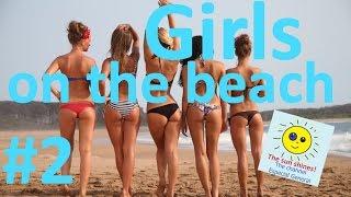 Girls on the beach #2 / Девушки на пляже ч.2. Красотки на самых красивых пляжах мира