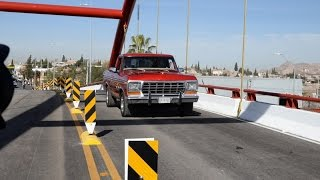 Inauguran puente De la Junta