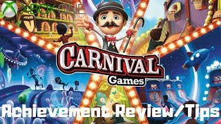Carnival Games (Xbox One) Achievement Review