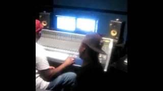 london town studio session