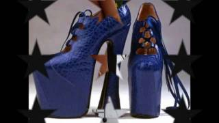 Super Crazy Highheels!! Thumbnail