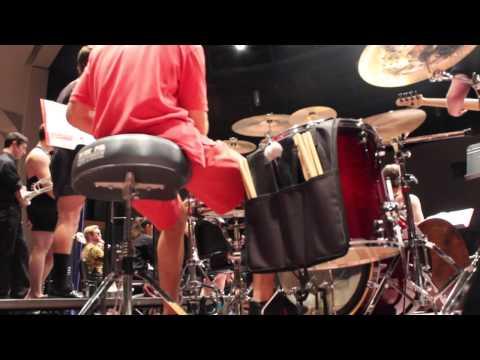 LIVE Jazz Drumming (Fiesta Bahia) (FAST LATIN GROOVE)