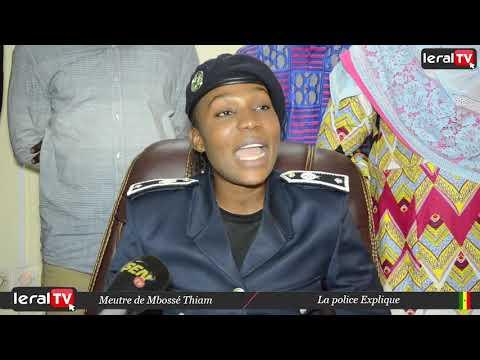 Femme tuée à Kaolack: Récit glaçant de la scène du crime et l'arrestation du présumer meurtrier