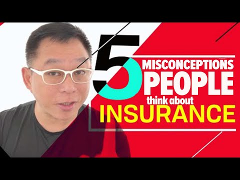 5 Misconceptions People Believe About Insurance