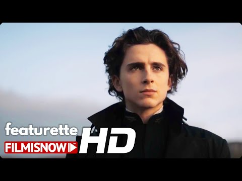 "DUNE (2020) Featurette ""Q&A with Cast and Director"""