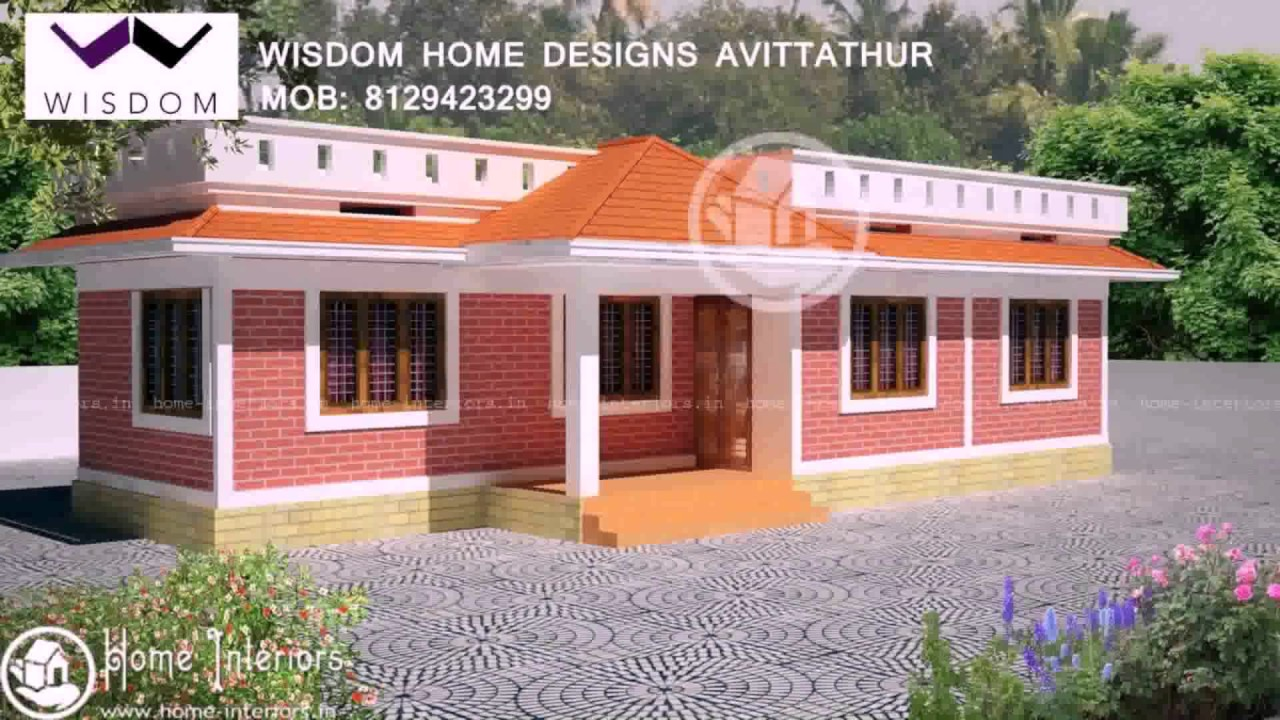 Kerala style house plans below 800 sq ft youtube for 800 sq ft house plans kerala style
