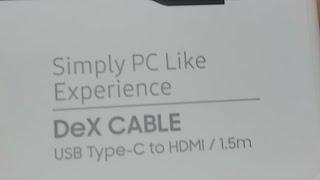 삼성 덱스 캐이블 samsung Dex cable