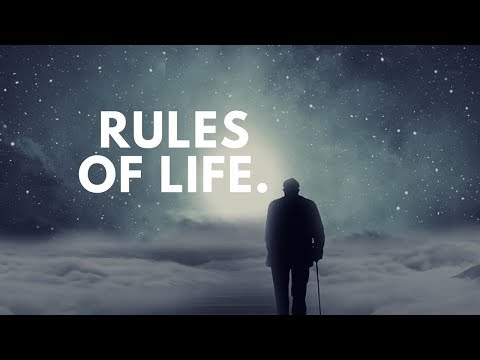 Everyone Should Watch This Once: The Simple Rules of Life! (