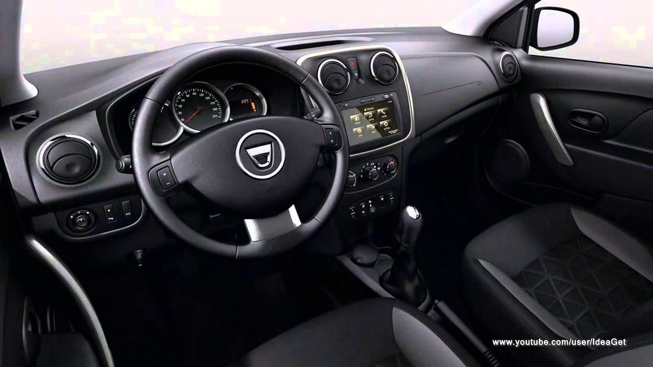 New Dacia Sandero Stepway Full Tour 2013 - YouTube
